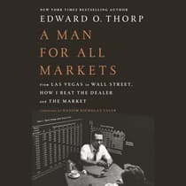 A Man for All Markets by Edward O. Thorp audiobook