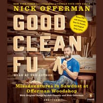 Good Clean Fun by Nick Offerman audiobook