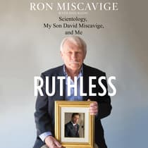 Ruthless by Ronald Miscavige audiobook
