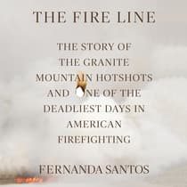 The Fire Line by Fernanda Santos audiobook