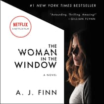 The Woman in the Window by A. J. Finn audiobook