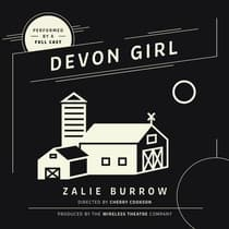 Devon Girl by Zalie Burrow audiobook