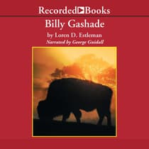 Billy Gashade by Loren D. Estleman audiobook