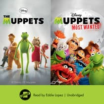 The Muppets & Muppets Most Wanted by Katharine Turner audiobook