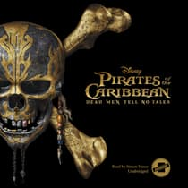 Pirates of the Caribbean: Dead Men Tell No Tales by Elizabeth Rudnick audiobook