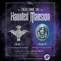 Tales from the Haunted Mansion: Volumes I & II by John Esposito audiobook