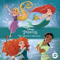 Disney Princess Storybook Collection by Disney Press audiobook