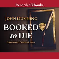 Booked to Die by John Dunning audiobook
