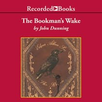 Bookman's Wake by John Dunning audiobook