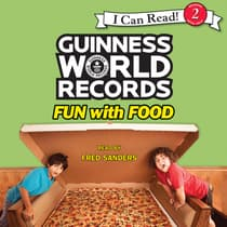 Guinness World Records: Fun with Food by Christy Webster audiobook