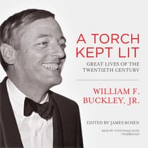 A Torch Kept Lit by William F. Buckley audiobook
