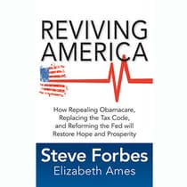 Reviving America by Steve Forbes audiobook