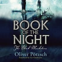 Book of the Night by Oliver Pötzsch audiobook