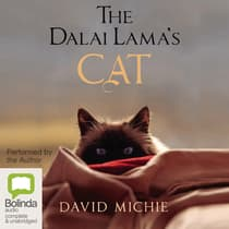 The Dalai Lama's Cat by David Michie audiobook