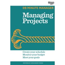 Managing Projects by Harvard Business Review audiobook