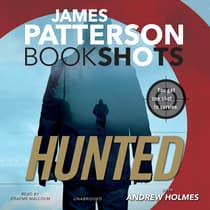 Hunted by James Patterson audiobook