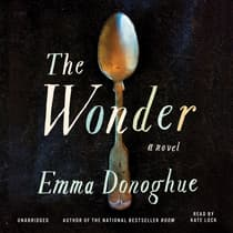 The Wonder by Emma Donoghue audiobook