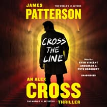 Cross the Line by James Patterson audiobook