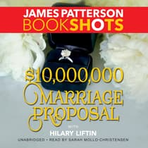 $10,000,000 Marriage Proposal by James Patterson audiobook