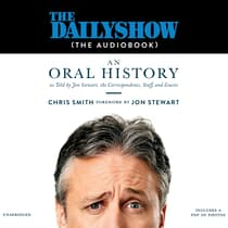 The Daily Show (The AudioBook) by Jon Stewart audiobook