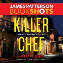 Killer Chef by James Patterson audiobook