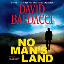 No Man's Land by David Baldacci audiobook