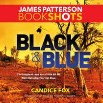Black & Blue by James Patterson audiobook