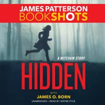 Hidden by James Patterson audiobook