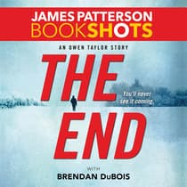 The End by James Patterson audiobook