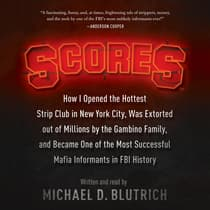 Scores by Michael D. Blutrich audiobook