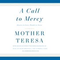 A Call to Mercy by Mother Teresa audiobook