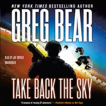 Take Back the Sky by Greg Bear audiobook