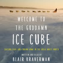 Welcome to the Goddamn Ice Cube by Blair Braverman audiobook