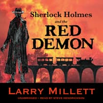 Sherlock Holmes and the Red Demon by Larry Millett audiobook
