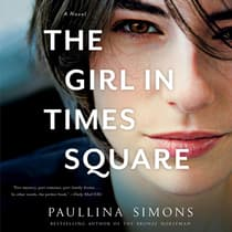 The Girl in Times Square by Paullina Simons audiobook
