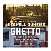 Ghetto by Mitchell Duneier audiobook