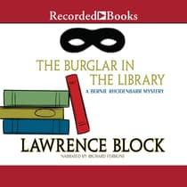 The Burglar in the Library by Lawrence Block audiobook