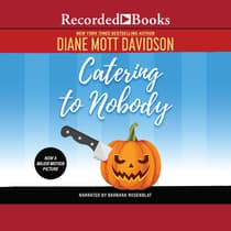 Catering to Nobody by Diane Mott Davidson audiobook