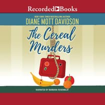 The Cereal Murders by Diane Mott Davidson audiobook