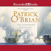 The Commodore by Patrick O'Brian audiobook