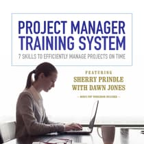 Project Manager Training System by Sherry Prindle audiobook