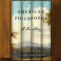 American Philosophy by John Kaag audiobook