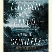 Lincoln in the Bardo by George Saunders audiobook