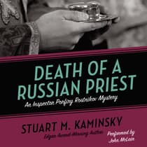 Death of a Russian Priest by Stuart M. Kaminsky audiobook
