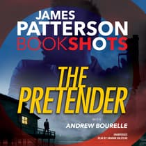 The Pretender by James Patterson audiobook