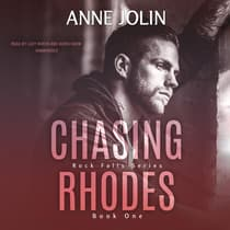Chasing Rhodes by Anne Jolin audiobook