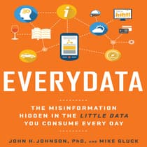 Everydata by John H. Johnson audiobook