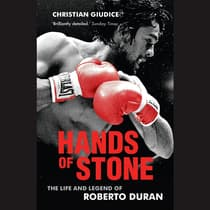 Hands of Stone by Christian Giudice audiobook