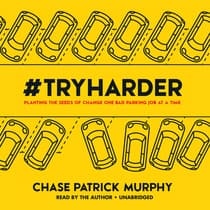 #TryHarder by Chase Patrick Murphy audiobook