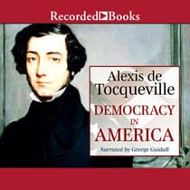 Democracy in America by Alexis de Tocqueville audiobook